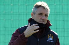 Mancini: no City contact with Wayne