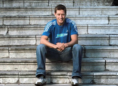 Ronan O'Gara is relishing the November Tests next month.