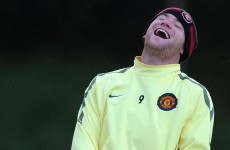 The last laugh: Rooney confirms he's leaving United