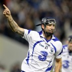 Waterford's Dan Shanahan may have bowed out of intercounty hurling but he certanily made his mark with the Déise. 'Don't judge unless you know me' his arm reads. We certainly got to know him.