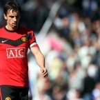 Tune:  'Neville Neville, your play is immense, Neville Neville, you play in defence, Neville Neville, like Jacko you're bad, Neville Neville, the name of your dad'