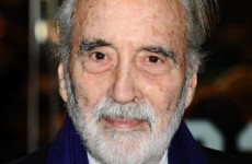 Christopher Lee to receive Bafta's highest honour