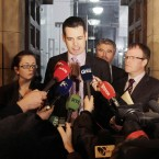 Adams' Sinn Féin colleague, finance spokesperson Pearse Doherty, continued his electoral success in Donegal South West with a whopping 14262 first preferences - giving him 1.32 quotas (6th), slightly pipping Adams on that tweaked ranking.