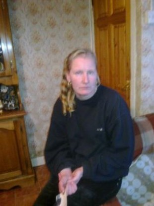 Photo of Marie Greene, 37, distributed by gardaí.