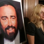 Nicoletta Mantovani was Luciano Pavarotti's PA before they married in December 2003. In the previous months, she had given him a daughter Alice - her father's fourth, at the age of 68.