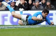 Masi named Six Nations player of the tournament