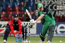 Ireland's cricket stars stun England: the Twitter reaction