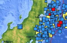 Authorities warn of further Japanese tsunamis as aftershocks continue