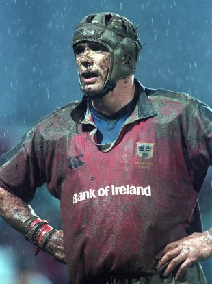 Alan Quinlan turns 37-years-of-age soon.