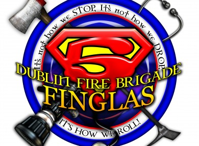 Today's Take 5 image comes courtesy of Finglas Fire Brigade (their station code is #5, doncha know).
