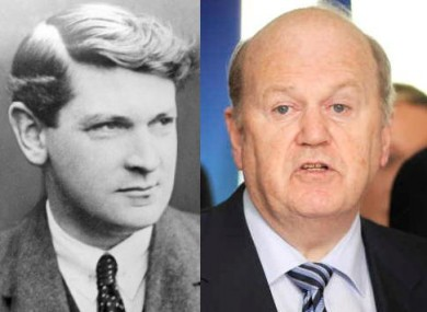 Are you right there Michael? Collins and Noonan
