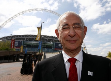 Lord Triesman: allegation against FIFA and its members.