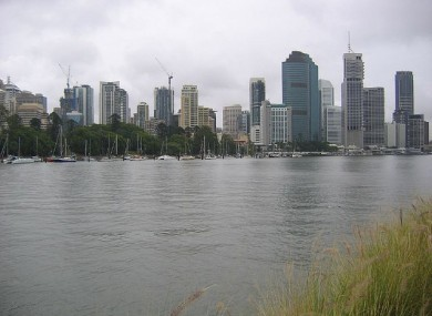 Brisbane, Australia. 