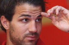 The Cesc to Barca saga, Part 327: Arsenal dismiss £27m bid