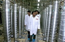 Iran to triple nuclear output