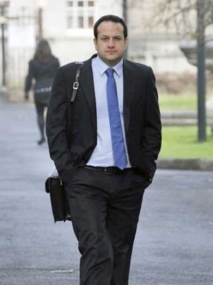 Minister for Transport Leo Varadkar