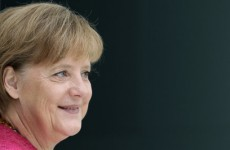 German opposition to back Merkel over Greece