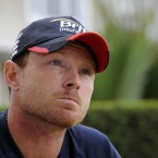 England's Ian Bell was described by Shane Warne as 'The Sherminator' - a reference to the geeky character from the movie American Pie. The nickname would be funny were it not for the fact that Bell looks nothing like The Sherminator.