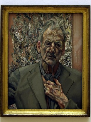 Self Portrait of Lucian Freud.