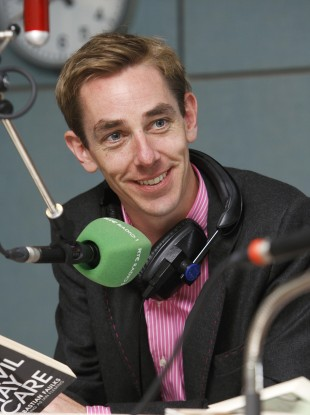 Ryan Tubridy has lost around 40 per cent of the listeners commanded by Gerry Ryan in his old time slot.