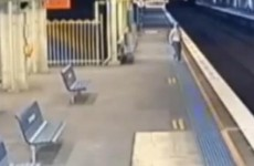 Video: Boy survives being caught by train in Sydney