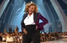 WATCH: Beyonce steals the show – and then reveals pregnancy