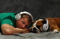 Rucks and mix-tapes: What should our rugby stars put on the iPod?