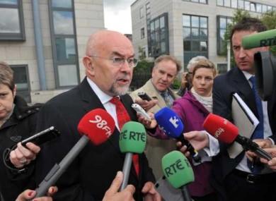 Ruairí Quinn says he has asked the HEA to expedite its study into whether a new category of 'technological universities' should be created.
