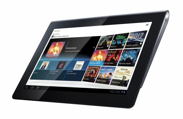 TechBit Sony Tablets