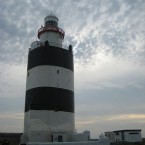 Hook Head lighthouse is eerie in its isolation - see hookheritage.ie for its Halloween tours. Pic: Federicaknits-cinnygirl/Flickr