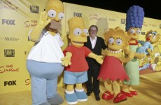 Threat averted: The Simpsons renewed for 2 more years