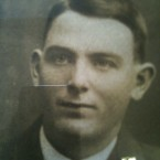 Jeremiah Burke who perished in the Titanic disaster 1912 - and whose note was washed ashore near his home a year later. Image courtesy of Cobh Heritage Centre.