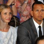 New York Yankees star Alex Rodriguez and actress Cameron Diaz split in September this year. They began dating in May 2010. 
