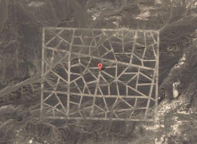 In pictures: What is China building in the Gobi desert? China-52-390x285