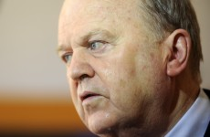 Government did not believe euro would collapse – Noonan