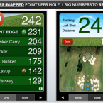 This is a very, very impressive tool designed for use on over 37,000 golf courses around the world. Use GPS to find the distance to the hole, track your shots and then analyse your stats over a soft drink on the 19th. Expensive, but worth it.