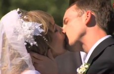 Watch: This may be the worst first kiss you've ever seen in your life