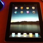 An iPad, from California governor Jerry Brown (Sean MacEntee on Flickr)