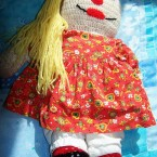 A rag doll - is this getting a little sinister? (Enokson on Flickr)