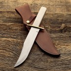 A Canadian Ranger Patrol knife, for the dangerous environs of St James's Palace (Garrett Wade on Flickr)