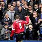 'Once a blue always a blue' he told them. But Wayne Rooney was soon on the move. Everton was only puppy love, at 17 Rooney thought himself a man and was seduced by the glamour of Manchester United.