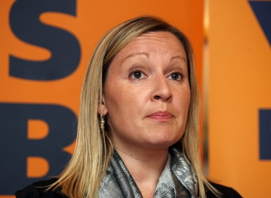 Minister for European Affairs Lucinda Creighton