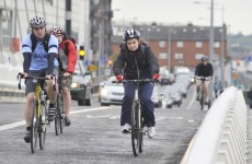 Cyclists should face on-the-spot fines for rule breaking – TD