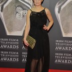 IFTA 2012 nominee Aoife Duffin. (Photo by KOBPIX)