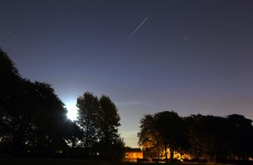 The International Space Station flies across Ireland tonight