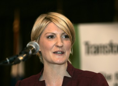 Averil Power is the Fianna Fil Seanad spokesperson on Education and Skills
