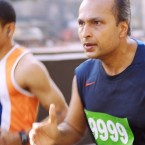 India's fourth-richest billionaire and chairman of Reliance ADA Group, Anil Ambani often runs the streets of Mumbai before dawn with his bodyguards. He first trained for the Boston Marathon in 2003 after someone questioned his weight at an investor's conference in New York. Now he's a serial marathon runner. (Pic: Vishhh via flickr)