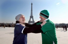 Rumbling on: IRFU not happy with timing of Paris return