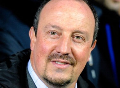 Rafa Benitez: remember him, Chelsea fans?