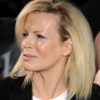 Kim Basinger who bought her very own town only to have to sell it five years later. (Tammie Arroyo/UK Press/Press Association Images)